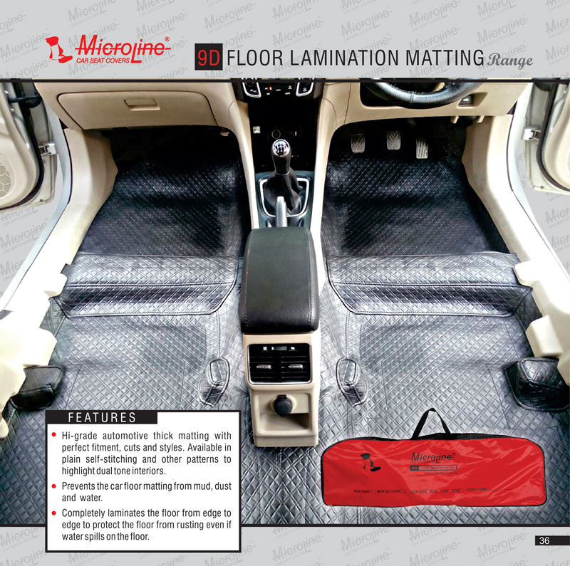 Car Floor Lamination